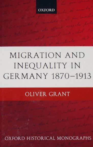 Migration and Inequality in Germany 1870-1913